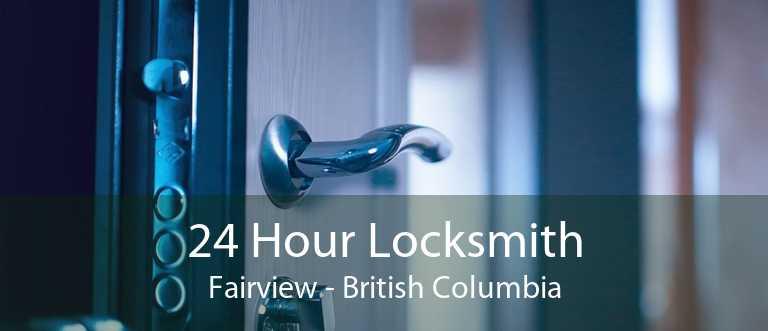 24 Hour Locksmith Fairview - British Columbia