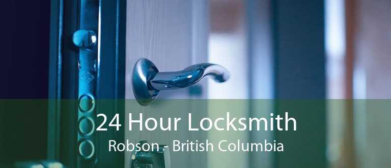 24 Hour Locksmith Robson - British Columbia