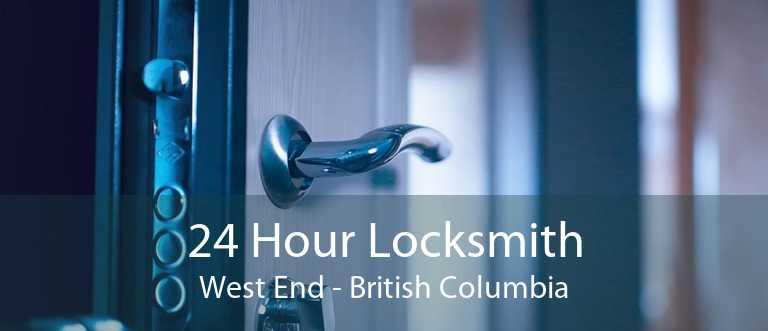 24 Hour Locksmith West End - British Columbia