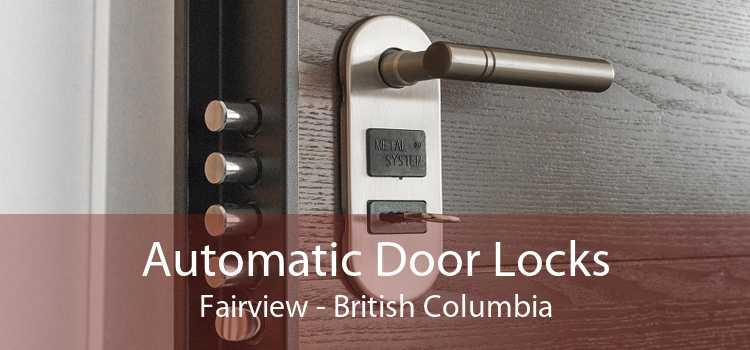 Automatic Door Locks Fairview - British Columbia