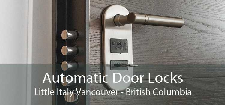 Automatic Door Locks Little Italy Vancouver - British Columbia