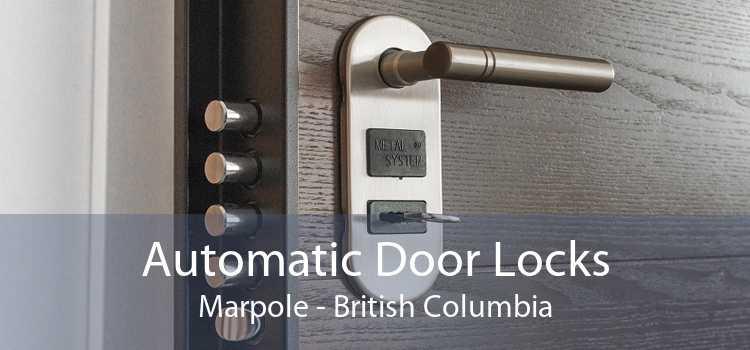 Automatic Door Locks Marpole - British Columbia