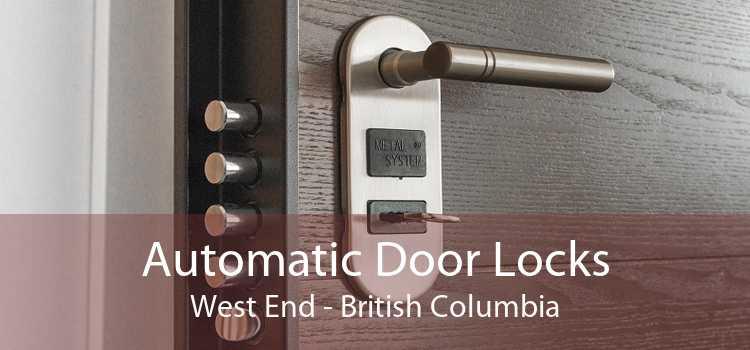 Automatic Door Locks West End - British Columbia