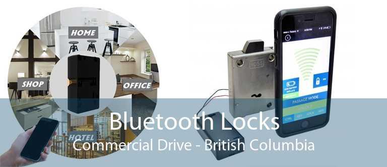 Bluetooth Locks Commercial Drive - British Columbia
