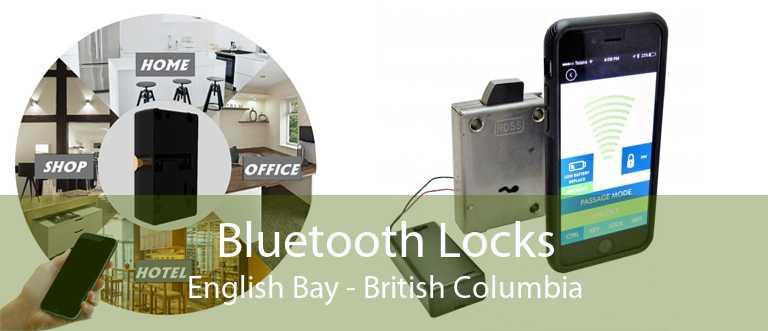 Bluetooth Locks English Bay - British Columbia