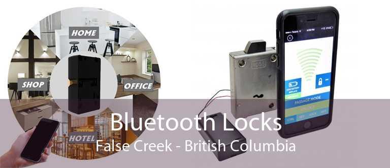 Bluetooth Locks False Creek - British Columbia