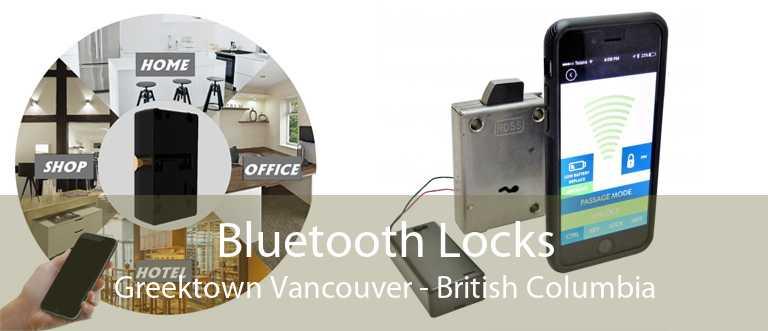 Bluetooth Locks Greektown Vancouver - British Columbia