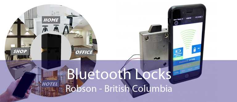 Bluetooth Locks Robson - British Columbia