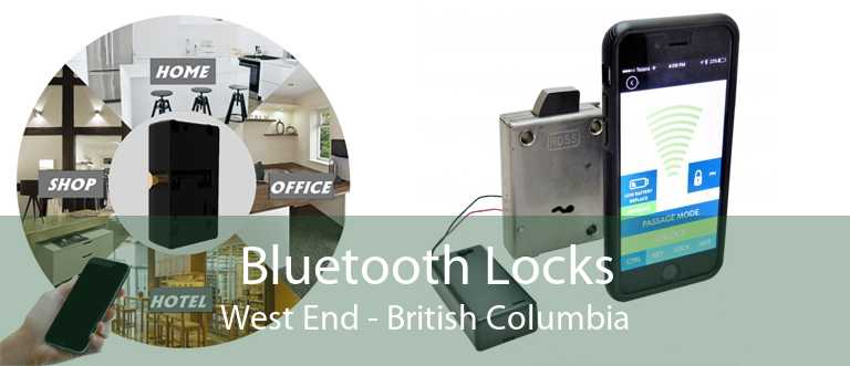Bluetooth Locks West End - British Columbia