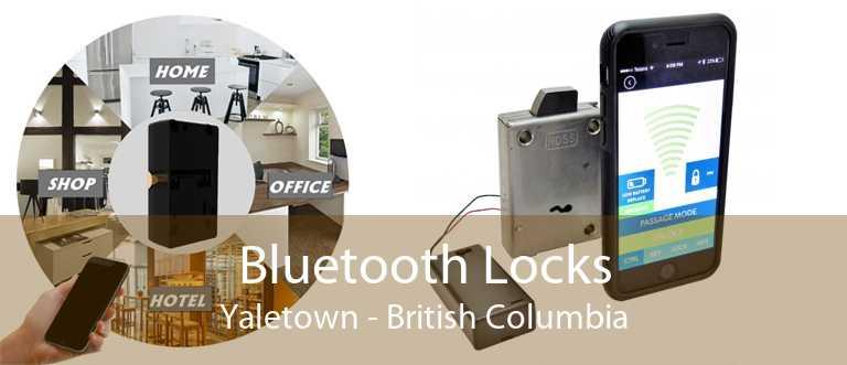 Bluetooth Locks Yaletown - British Columbia