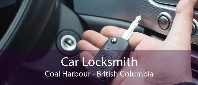 Car Locksmith Coal Harbour - British Columbia