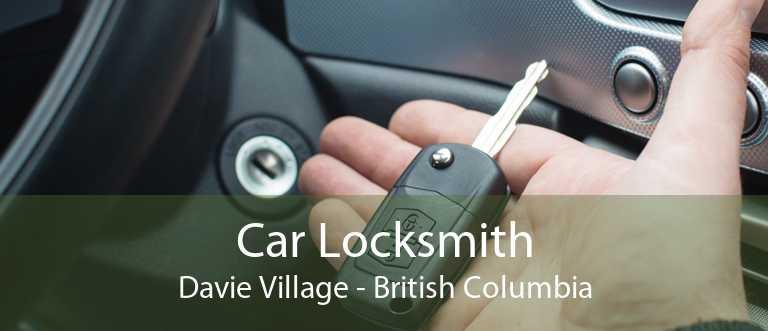 Car Locksmith Davie Village - British Columbia