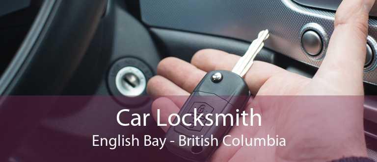 Car Locksmith English Bay - British Columbia