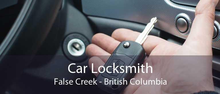 Car Locksmith False Creek - British Columbia