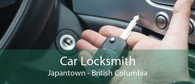 Car Locksmith Japantown - British Columbia