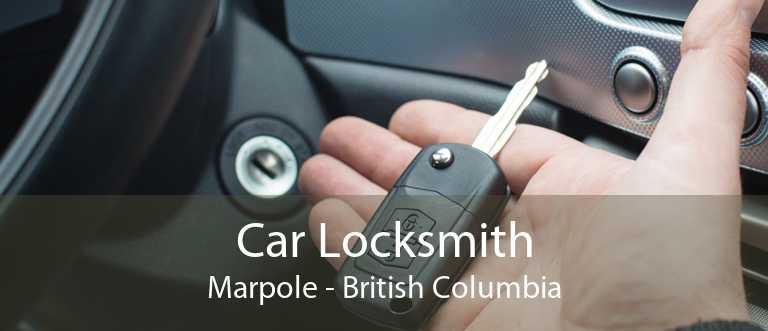 Car Locksmith Marpole - British Columbia