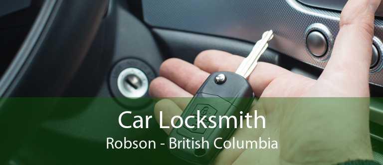 Car Locksmith Robson - British Columbia