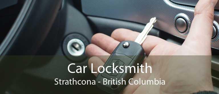 Car Locksmith Strathcona - British Columbia