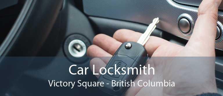 Car Locksmith Victory Square - British Columbia