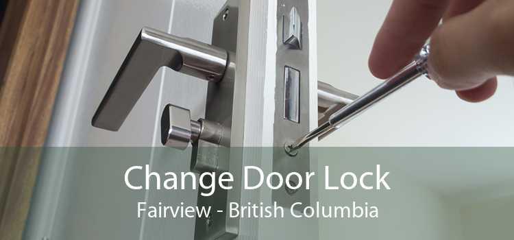 Change Door Lock Fairview - British Columbia