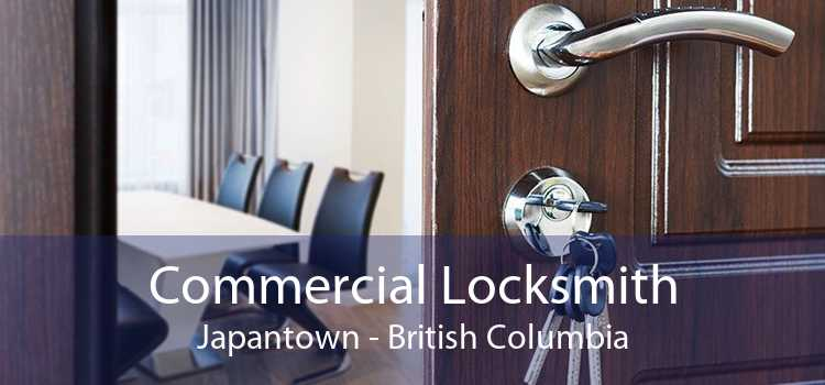 Commercial Locksmith Japantown - British Columbia