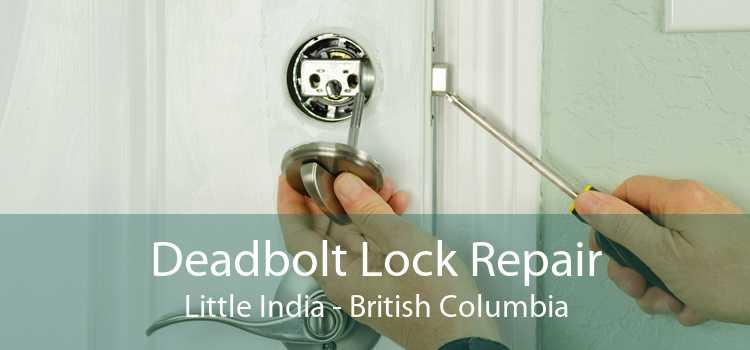 Deadbolt Lock Repair Little India - British Columbia