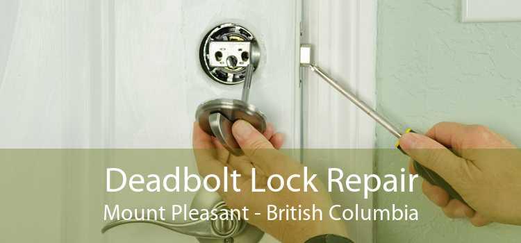 Deadbolt Lock Repair Mount Pleasant - British Columbia