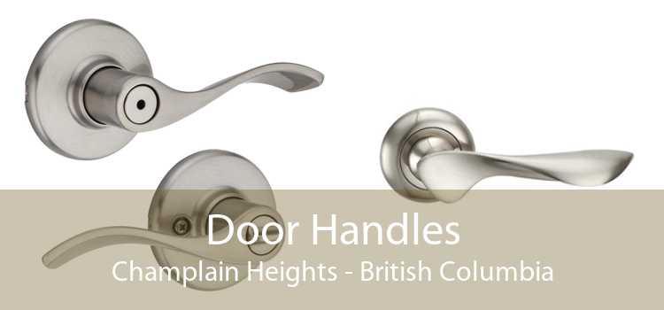 Door Handles Champlain Heights - British Columbia