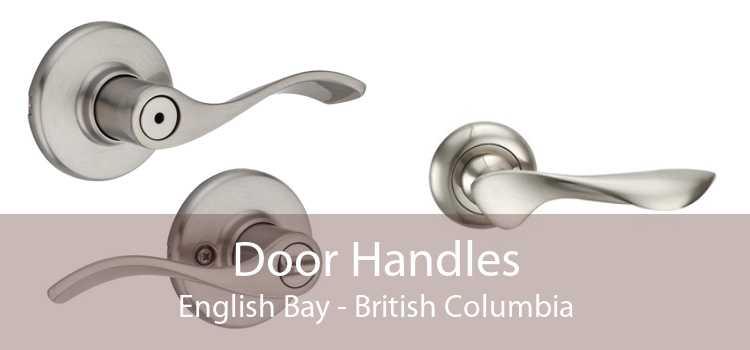 Door Handles English Bay - British Columbia