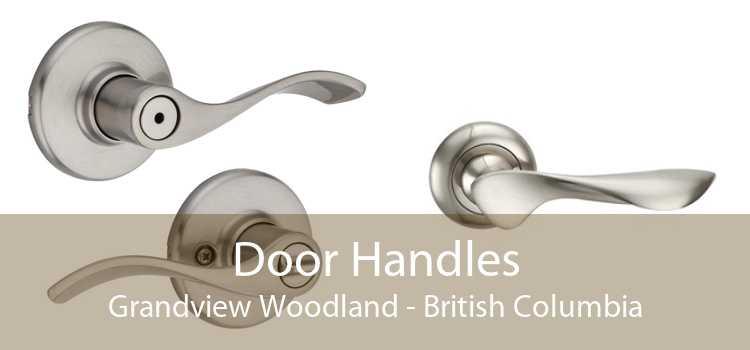 Door Handles Grandview Woodland - British Columbia