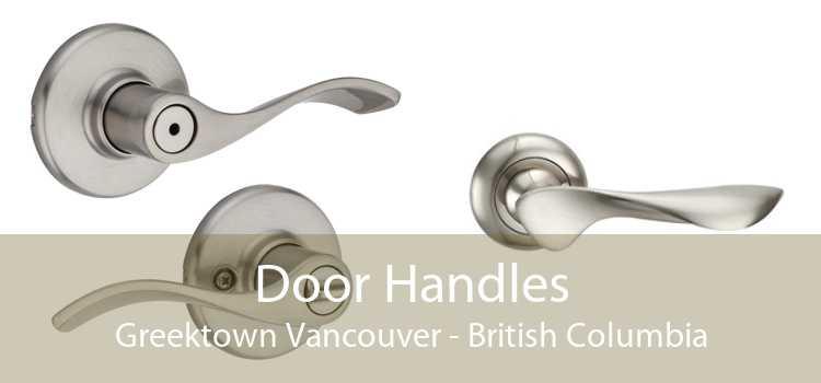 Door Handles Greektown Vancouver - British Columbia