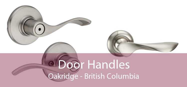 Door Handles Oakridge - British Columbia
