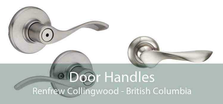 Door Handles Renfrew Collingwood - British Columbia