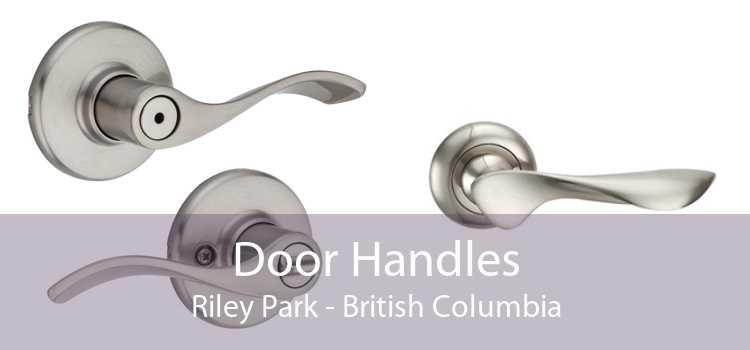 Door Handles Riley Park - British Columbia