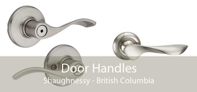 Door Handles Shaughnessy - British Columbia