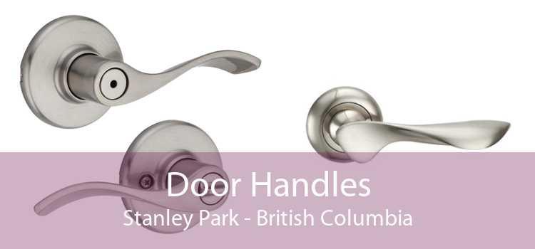 Door Handles Stanley Park - British Columbia
