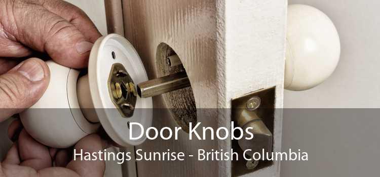 Door Knobs Hastings Sunrise - British Columbia