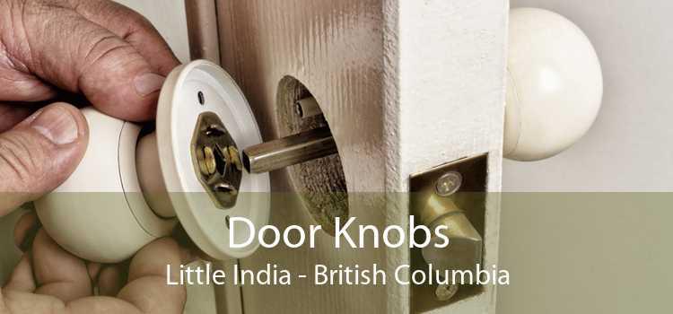 Door Knobs Little India - British Columbia