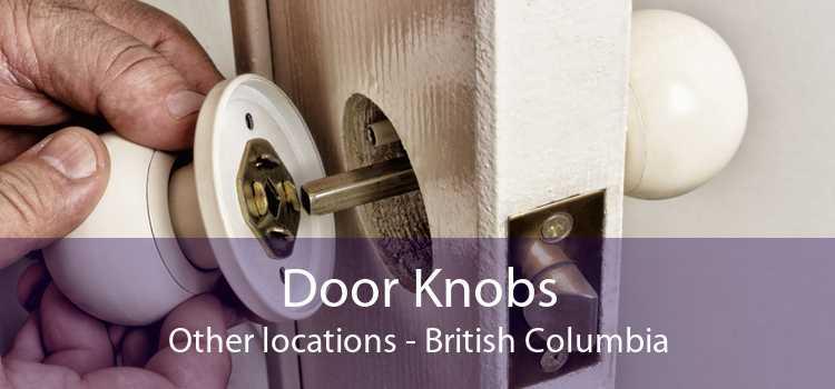 Door Knobs Other locations - British Columbia