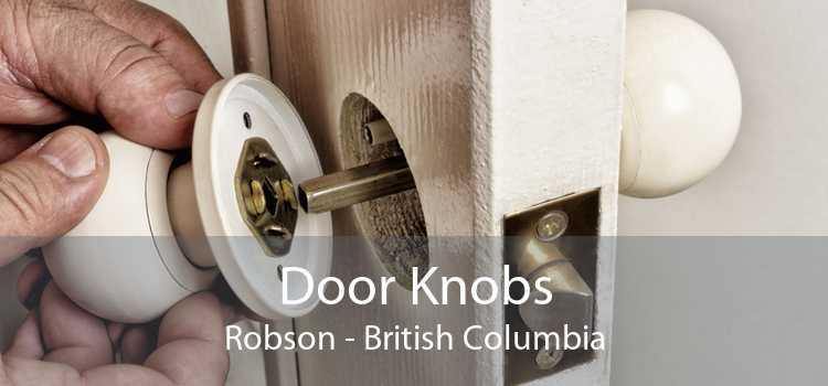 Door Knobs Robson - British Columbia