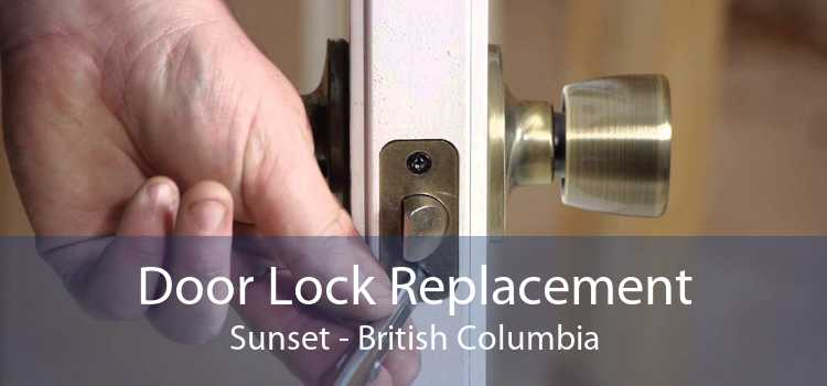 Door Lock Replacement Sunset - British Columbia