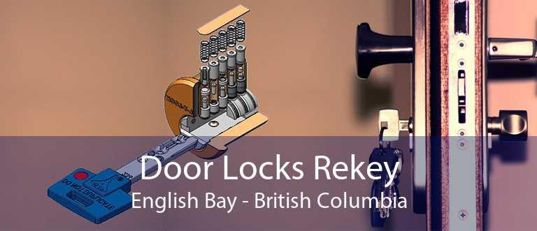 Door Locks Rekey English Bay - British Columbia