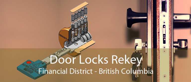 Door Locks Rekey Financial District - British Columbia