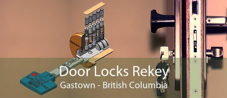 Door Locks Rekey Gastown - British Columbia