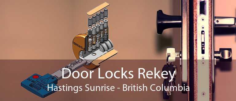 Door Locks Rekey Hastings Sunrise - British Columbia