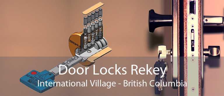Door Locks Rekey International Village - British Columbia