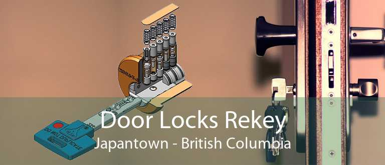 Door Locks Rekey Japantown - British Columbia