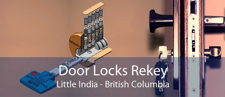 Door Locks Rekey Little India - British Columbia