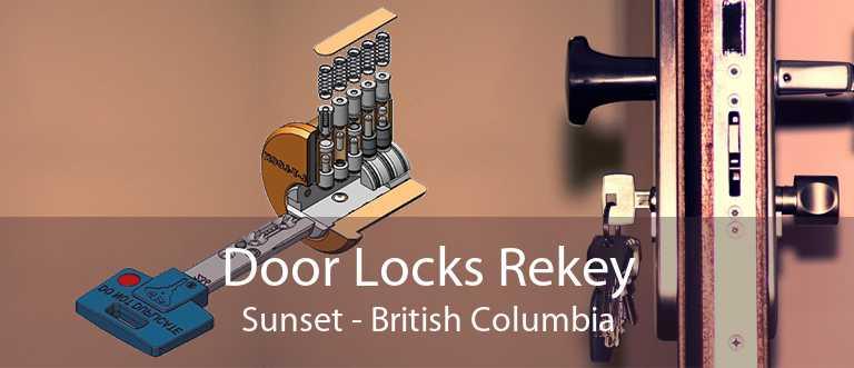 Door Locks Rekey Sunset - British Columbia