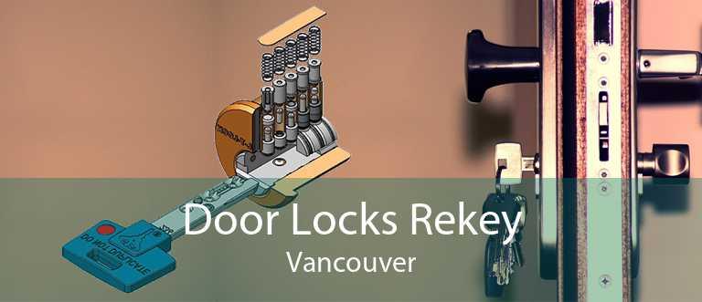 Door Locks Rekey Vancouver